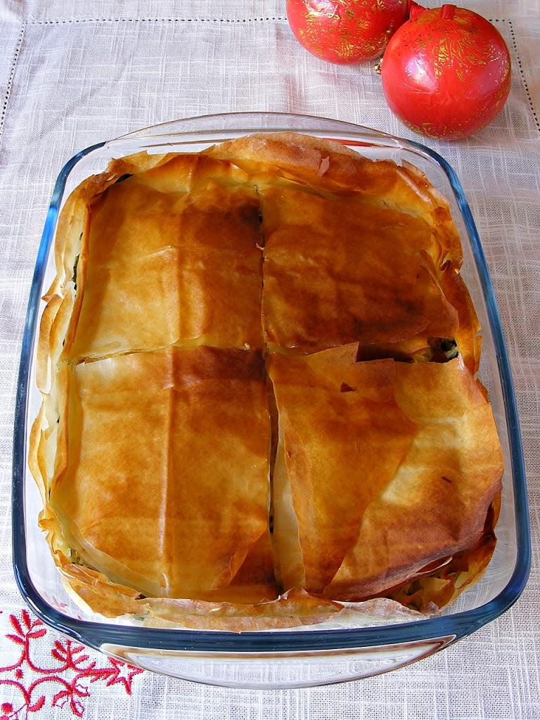 Comida de navidad pastela de pollo mango y espinacas for Comida rapida y calentita