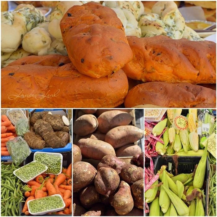 frutas, verduras y otros productos canarios