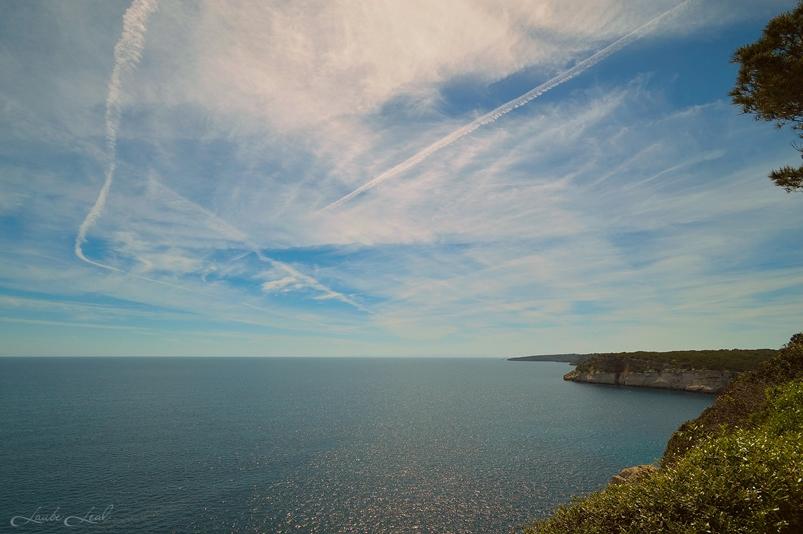 Menorca horizonte