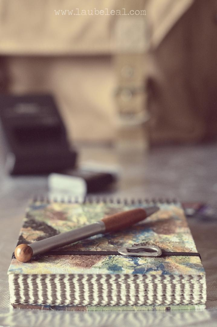 Libretita para anotar ideas